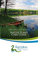 Natural Edge Native Plant Care Guide