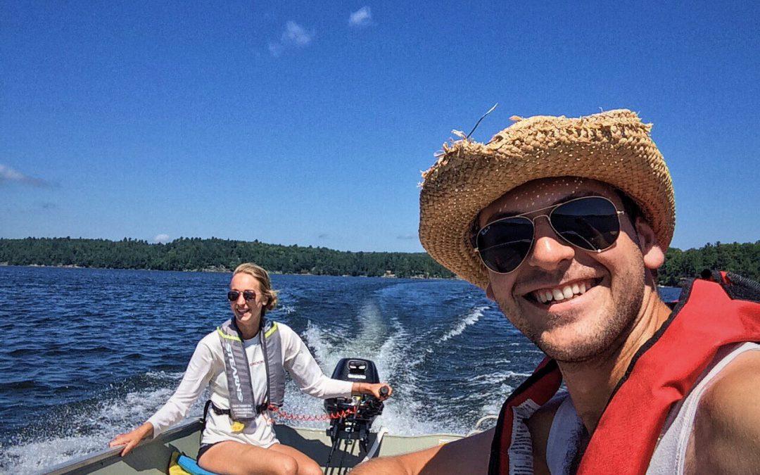Coordinating Love Your Lake in Muskoka