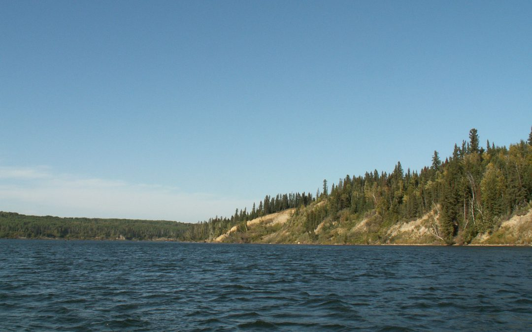 Assessing Lakes in Saskatchewan